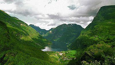 Grandes documentales - El salvaje Norte: Las montañas - ver ahora