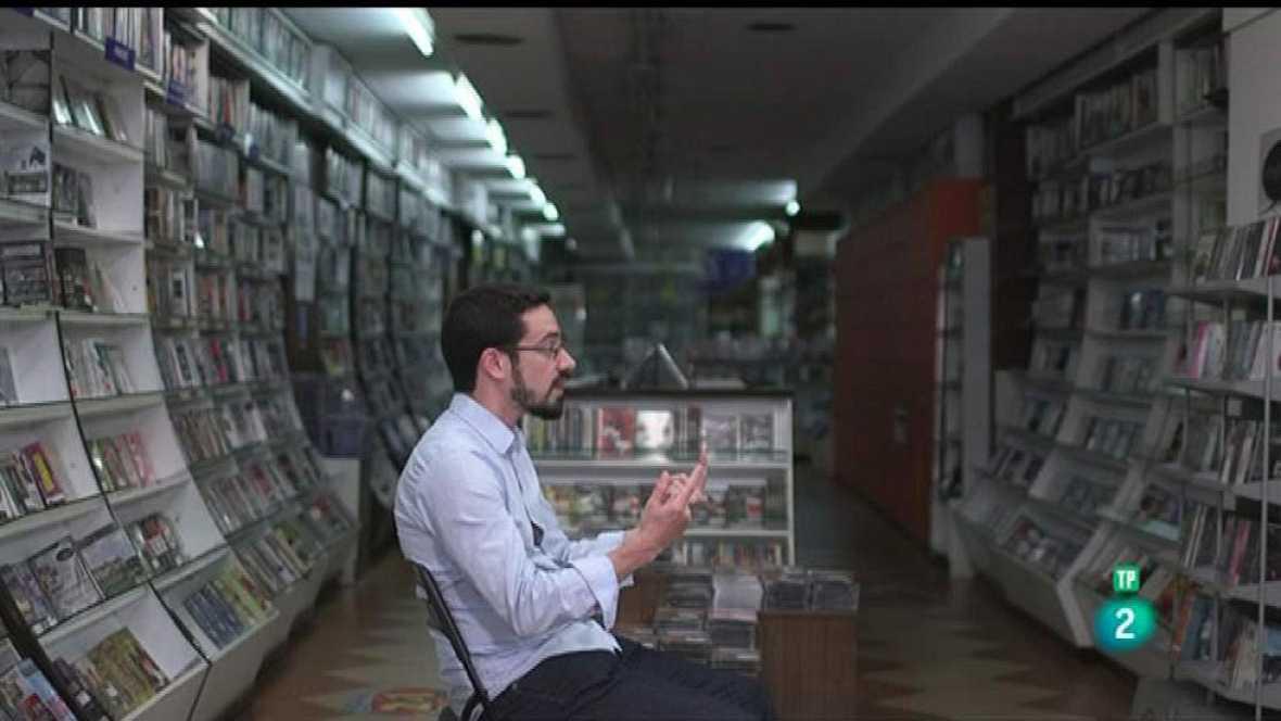 Página Dos - Carlos Padial, escritor y cineasta