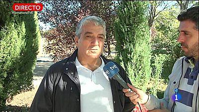 �ngel, padre de Katya, indignado por la absoluci�n de Vi�als