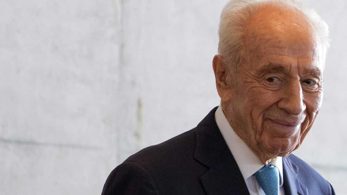 Muere Simón Peres, exmandatario israelí, nobel de la Paz, y el mundo le rindel tributo