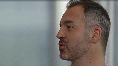 """Juan Camus: """"Mi autoestima acabó por los suelos en OT"""""""