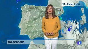 El tiempo en Extremadura - 28/09/16