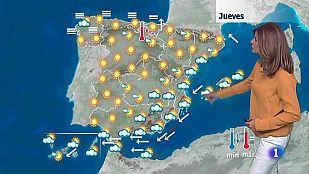 El tiempo en la Comunidad Valenciana - 28/09/16