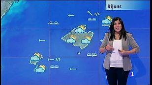 El temps a les Illes Balears - 28/09/16