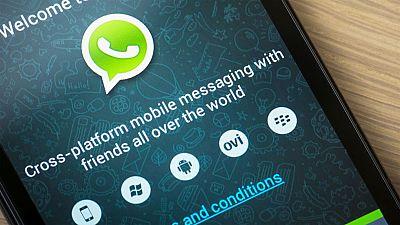 Whatsapp podría cerrar las cuentas de los usuarios que no quieran compartir su información con Facebook