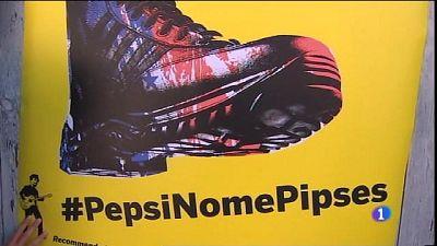 Pep Lemon i Pepsi arriben als tribunals