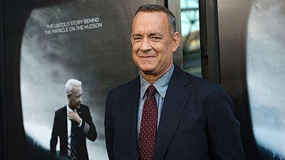 El lado más amable del actor Tom Hanks