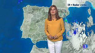 El tiempo en Andalucía - 28/9/2016