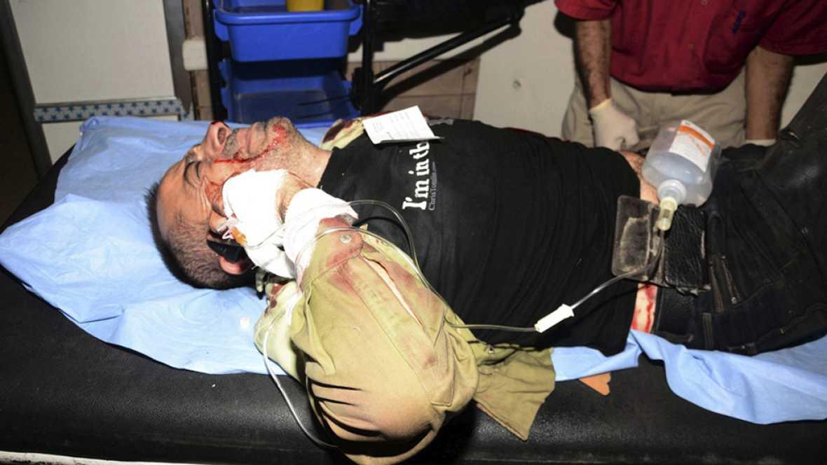 El ej�rcito sirio inicia la ofensiva terrestre sobre Alepo