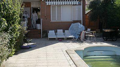 El hermano del hombre asesinado en Guadalajara se somete a las pruebas de ADN para la identificación oficial de las víctimas