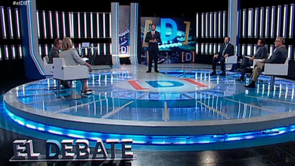 El debate de La 1 - 28/09/16 - ver ahora