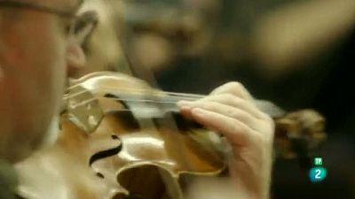 Siguiendo a la London Symphony Orquestra