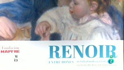 Renoir en Barcelona