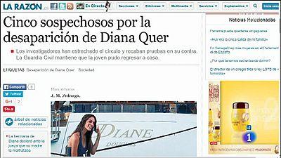 �Pudo haber salido Diana por mar?