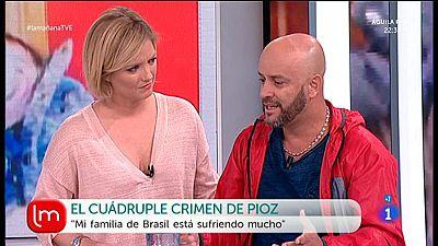 El hermano de Marcos Campos en 'La ma�ana'