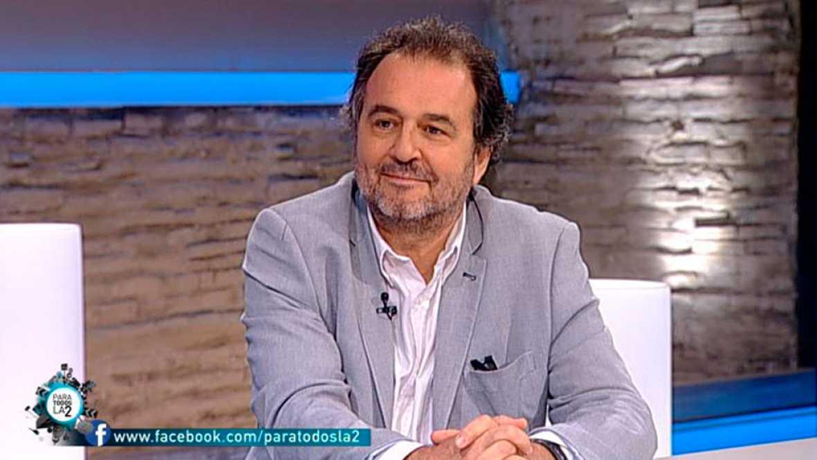 Para Todos La 2 - Entrevista a Antoni Plasencia, director general de Instituto Salud Global, IS GLobal