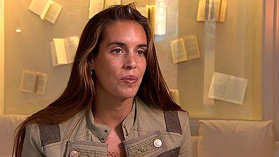 """Ona Carbonell: """"El objetivo de la polémica con la sincronizada es descentrarnos"""""""