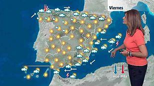 El tiempo en la Comunidad Valenciana - 29/09/16