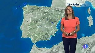 El tiempo en Extremadura - 29/09/16