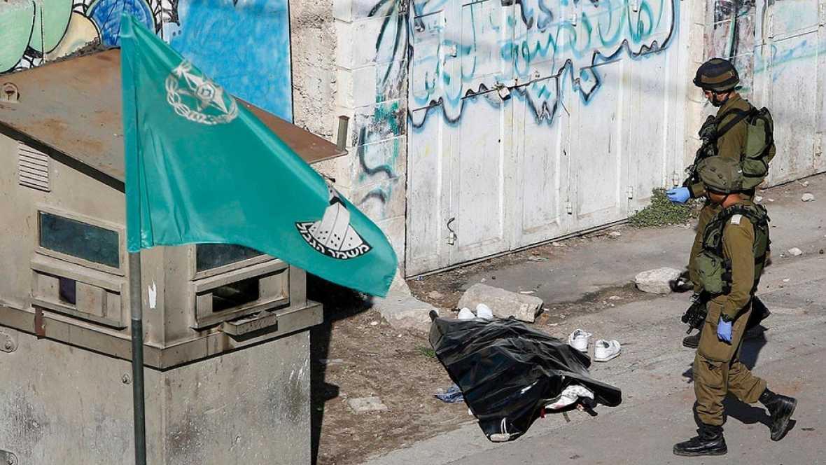 Los expertos auguran más violencia tras un año de ataques palestinos fruto de la desesperación
