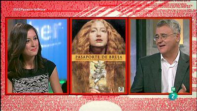La Aventura del Saber. TVE. Mar�a Lara. 'Pasaporte de bruja'