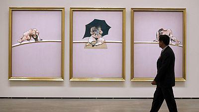 Francis Bacon llega al Guggenheim Bilbao con su cruda mirada sobre la condición humana