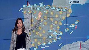 Temperaturas en descenso en Canarias, Galicia y Cantabria, y en el resto, sin cambios