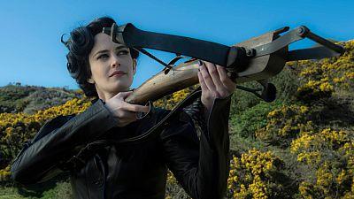 'El hogar de Miss Peregrine para ni�os peculiares'