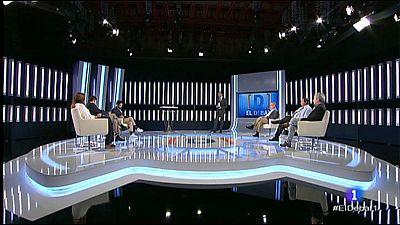 El Debat de La 1 - La qüestió de confiança al President de la Generalitat Carles Puigdemont