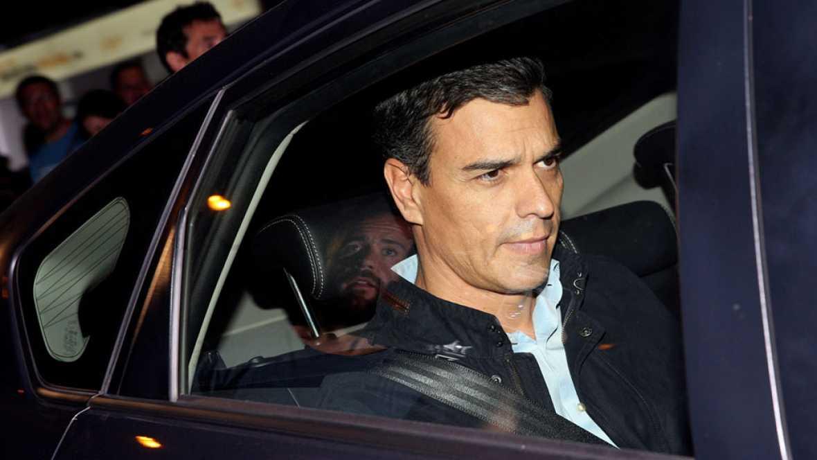 Pedro Sánchez evita intervenir en el Comité Federal y quiere que solo se vote convocar el congreso