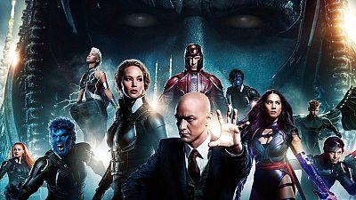 Cine en casa: 'X-Men: Apocalipsis