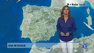 El tiempo en Extremadura - 30/09/16