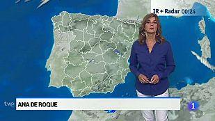 El tiempo en Andalucía - 30/09/16