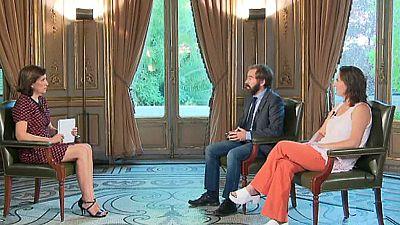 Conversatorios en Casa de Am�rica - 30/09/16 - ver ahora