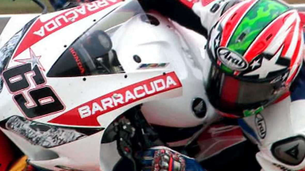 Motociclismo - Campeonato del Mundo Superbike. WSBK 1ª Carrera. Prueba Francia - ver ahora