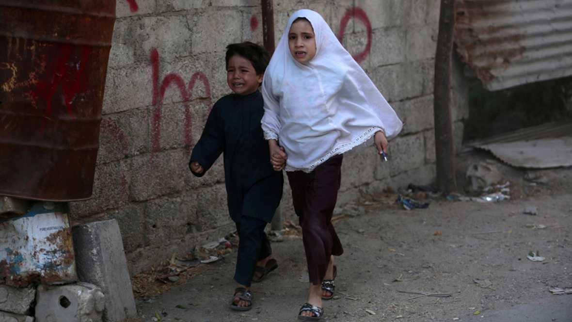 El testimonio de un sacerdote marista que vive en Alepo ayudando a las víctimas de la guerra