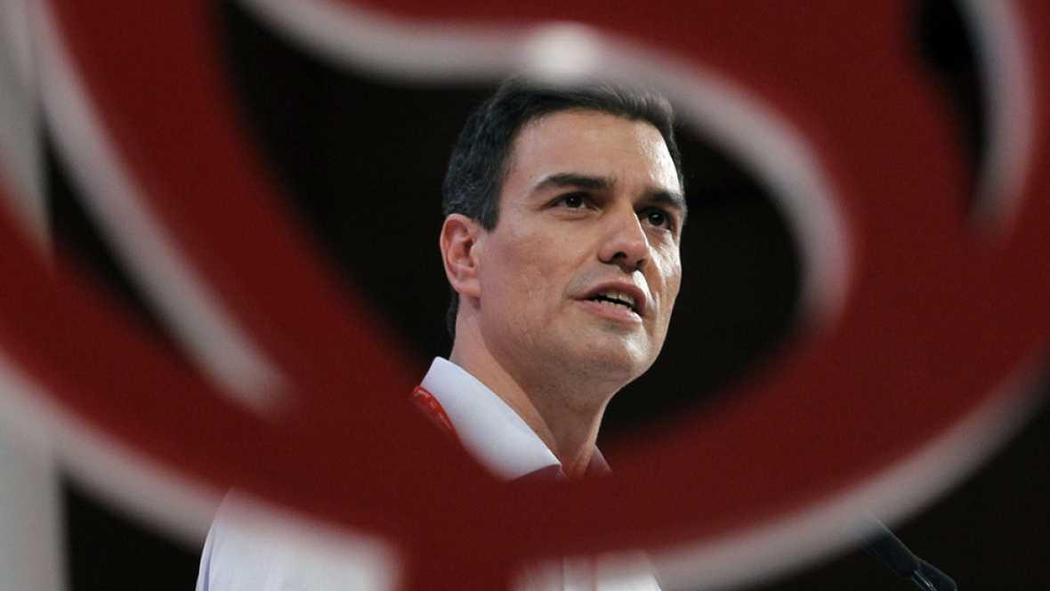 Pedro Sánchez, el socialista que no resistió la presión de los barones
