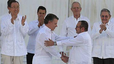 Informe Semanal - Colombia: bienvenida la Paz - ver ahora