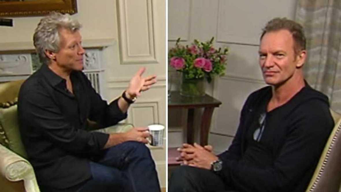 Informe Semanal - Exclusiva con Bon Jovi y Sting - ver ahora
