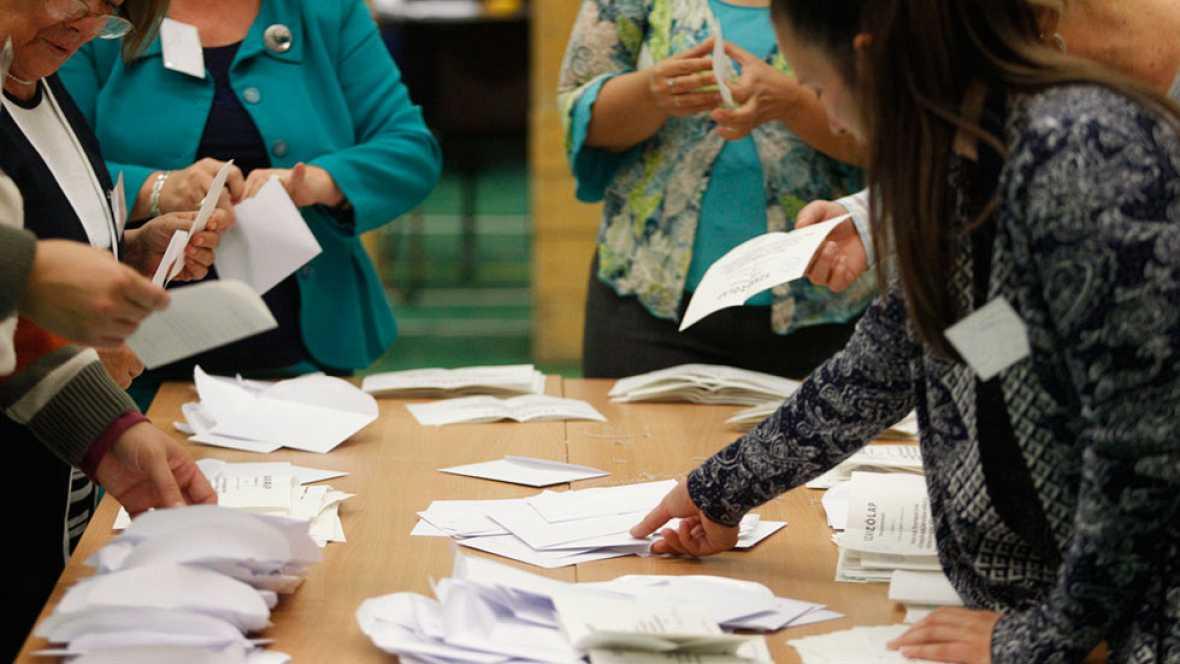 El referéndum de Hungría no ha superado el 50% de participación, por lo que no es legalmente válido