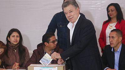 La jornada electoral en Colombia transcurre con normalidad