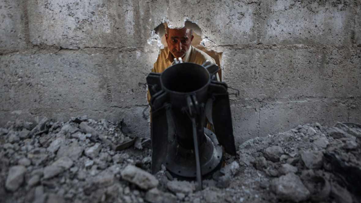 """""""En Alepo no existe ningún futuro, el único futuro es que no te pille una bomba o una bala de metralleta"""""""