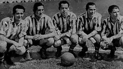 Históricos del balompié - Athletic Club de Bilbao