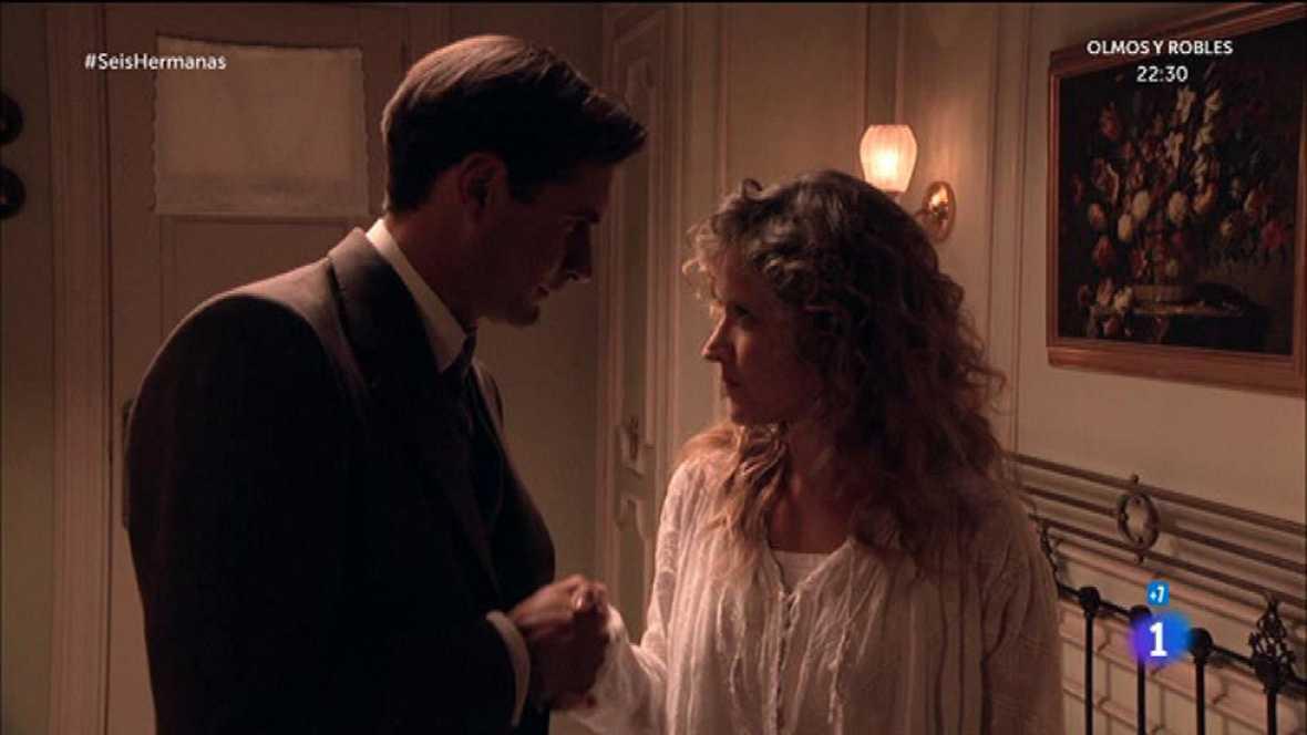 Diana y Salvador se intercambian los papeles