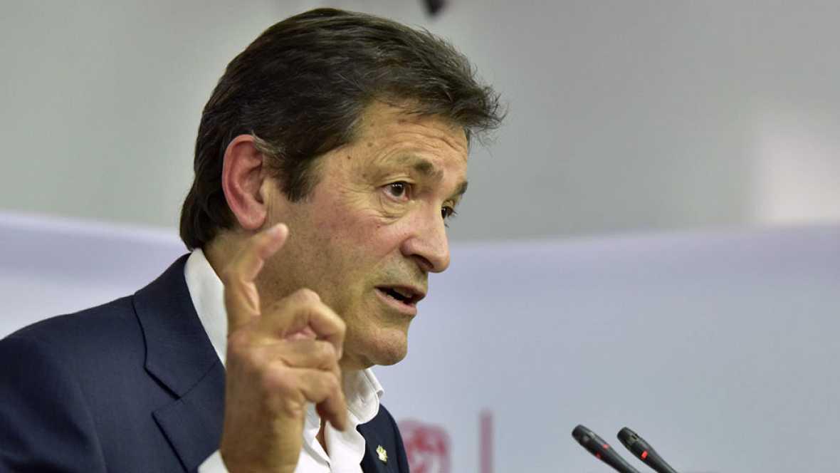 """Fernández dice que una abstención del PSOE sería """"táctica"""" para """"evitar un PP en mayoría"""""""