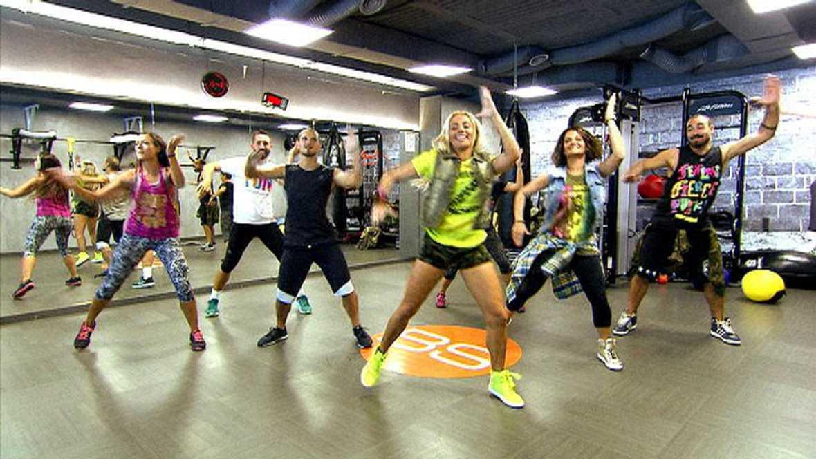 TIPS - Ponte en forma - Ejercicio bailando con Jéssico Expósito