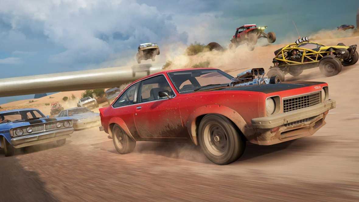 'Forza Horizon 3', en movimiento