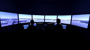 Controladores aéreos: Nueva York - París
