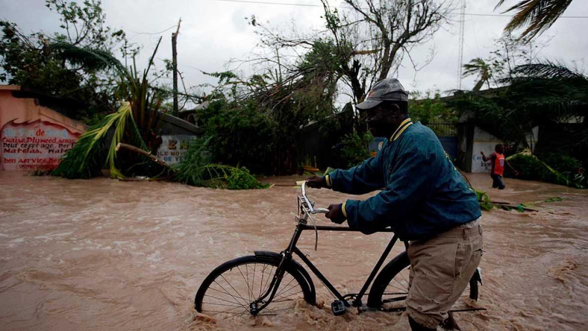 El huracán Matthew deja al menos siete muertos en el Caribe y se dirige ya hacia Florida