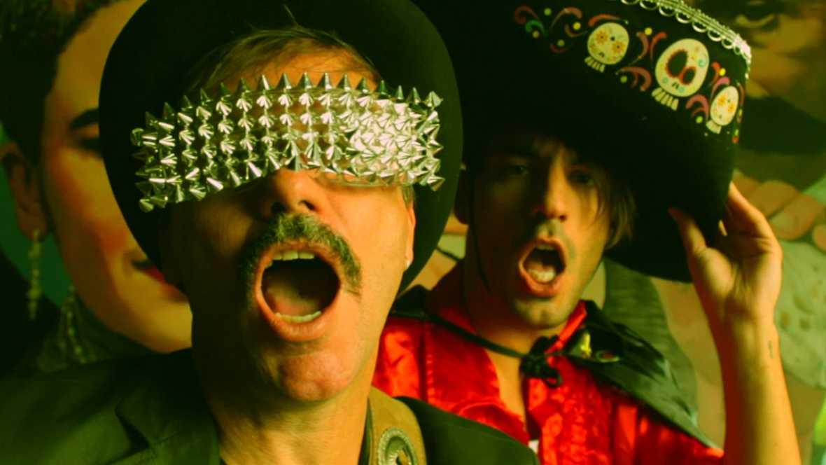Rick Brendan y Gabi de Sexy Zebras - México
